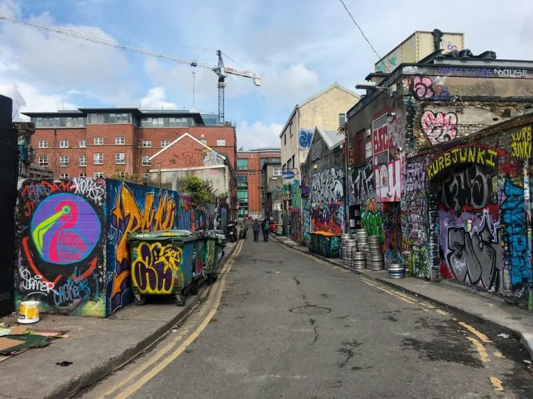 Liberty Lane Dublin