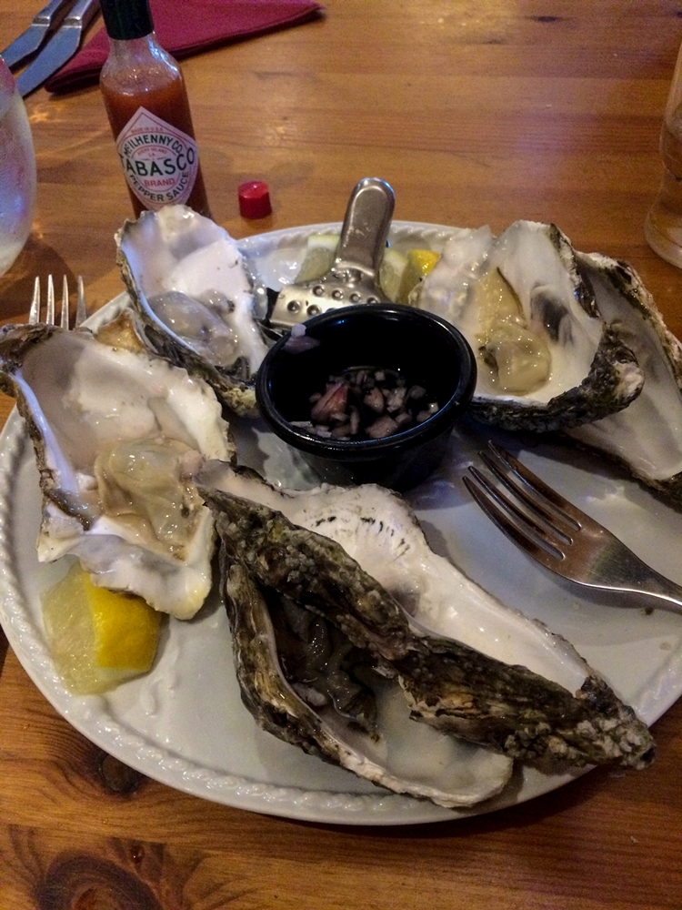 Oysters in Carlingford