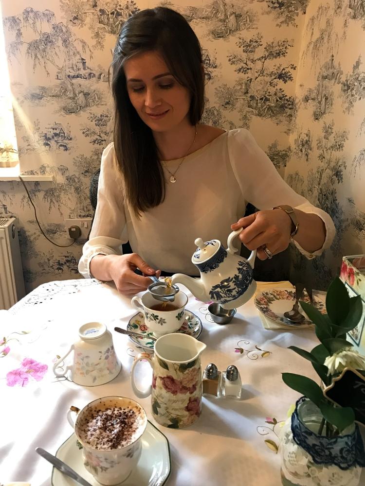Ruby Ellen's Tea Room Carlingford
