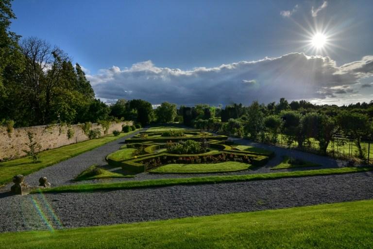 castle lawns