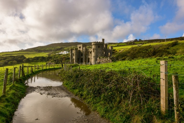 Clifden Castle Best Things to do in Connemara