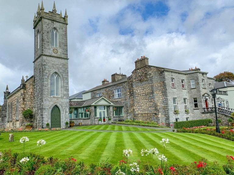 Glenlo Abbey, Galway