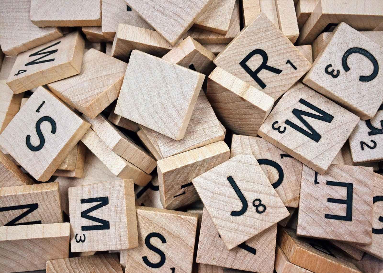 alphabet close up communication conceptual