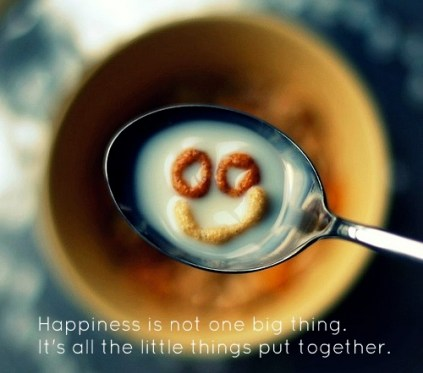 All the little things together...
