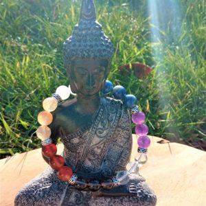 bracelet 7 Chakras Equilibre