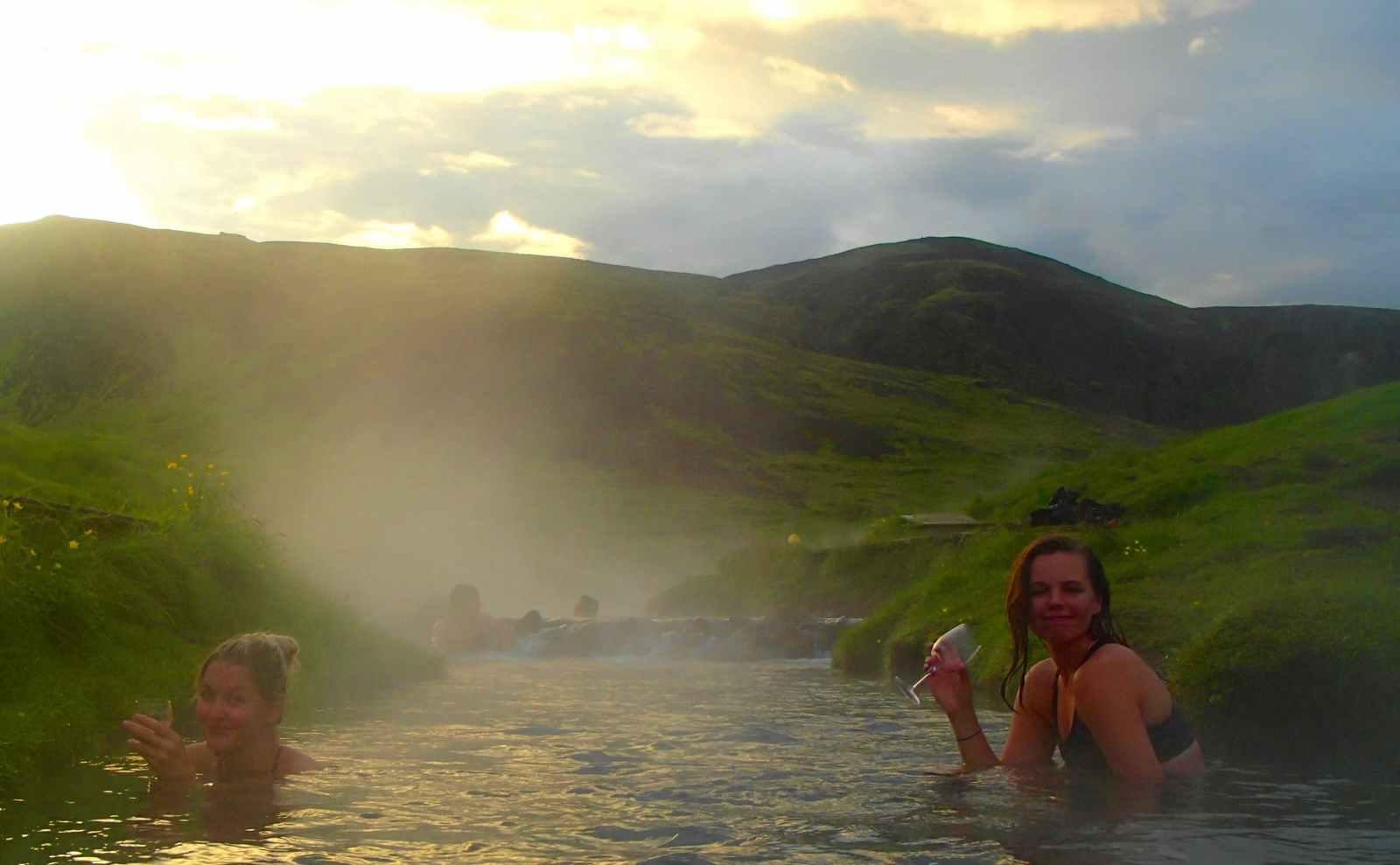 Best Iceland Hot Springs