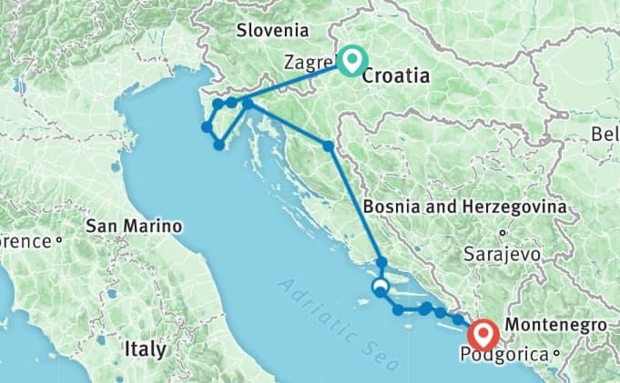 Best Tours of Croatia
