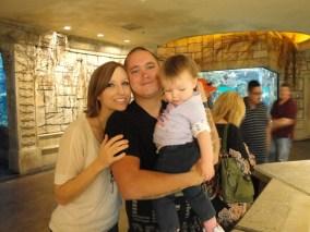 Had fun at the Aquarium.
