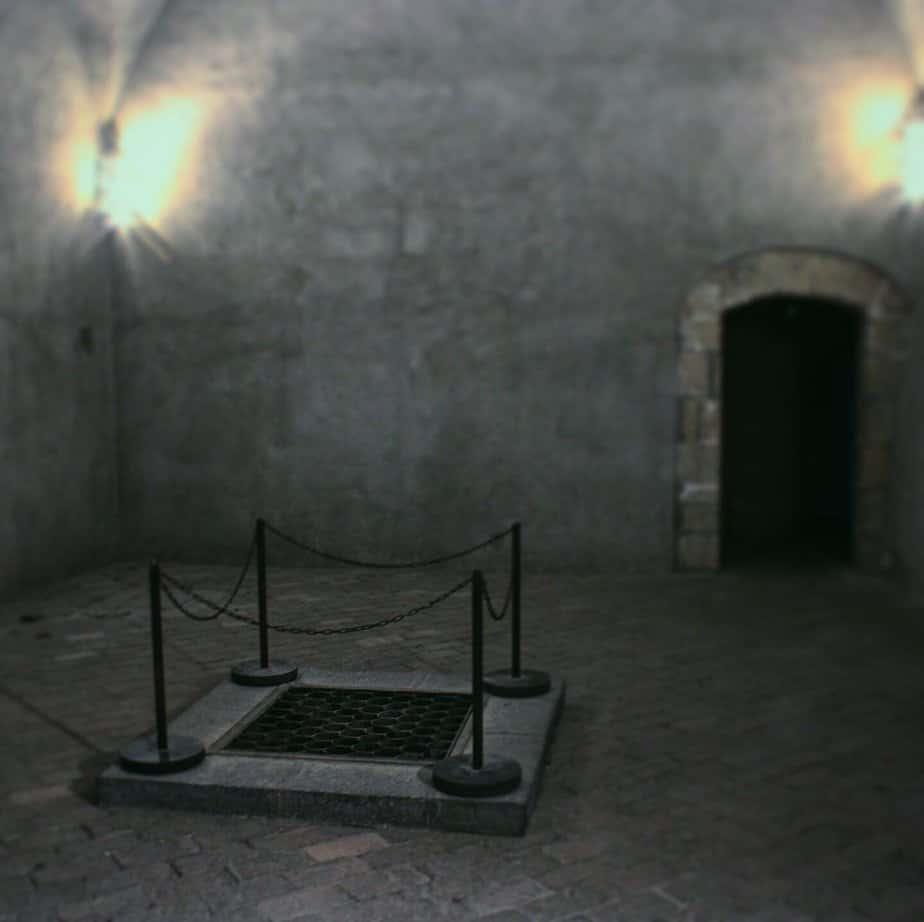 La prison maudite – Naples, Castel Nuovo