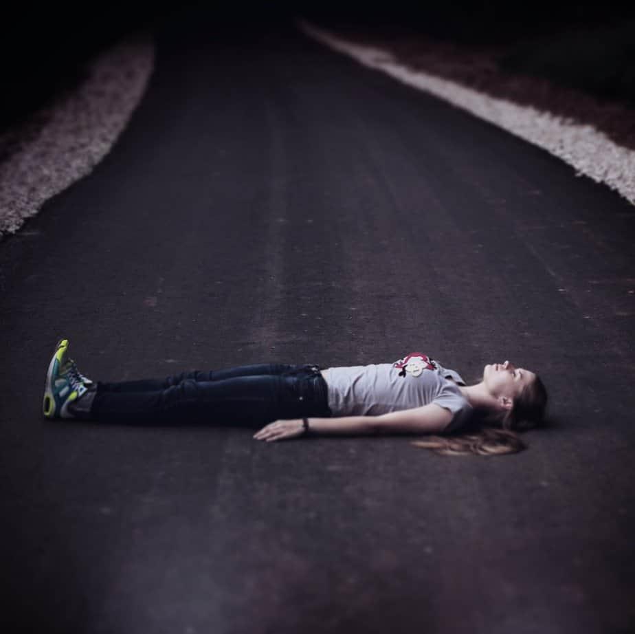 Le corps qui dort