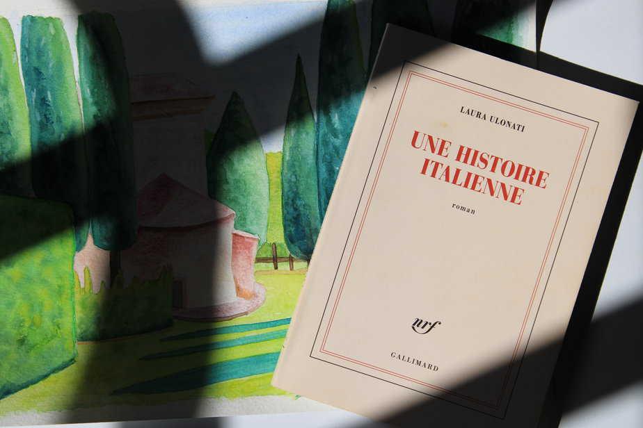 Une histoire italienne, Laura Ulonati