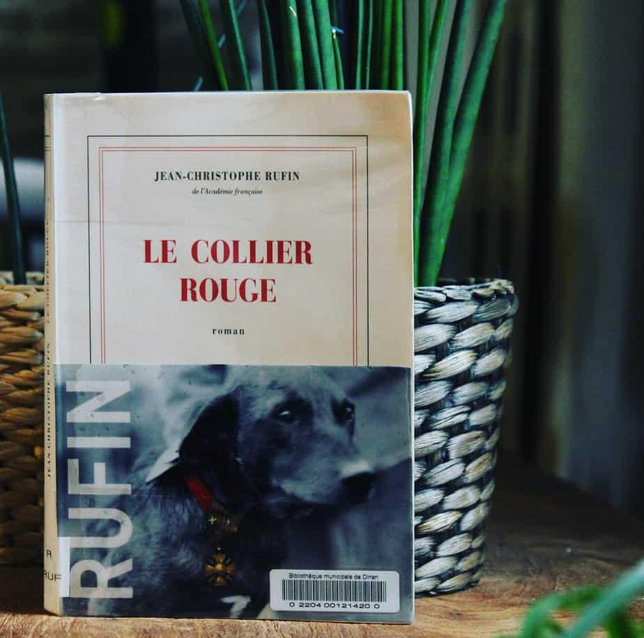 Le collier rouge – Jean-Christophe Rufin
