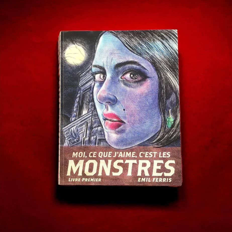 Moi, ce que j'aime, c'est les monstres, Emil Ferris