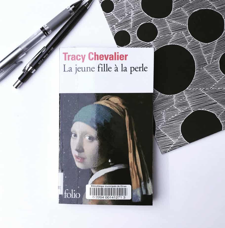 La jeune fille à la perle, Tracy Chevalier