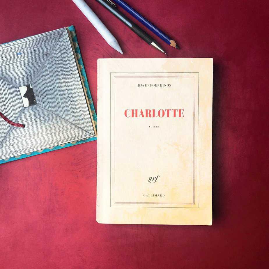 «Charlotte», David Foenkinos, 2014, Gallimard