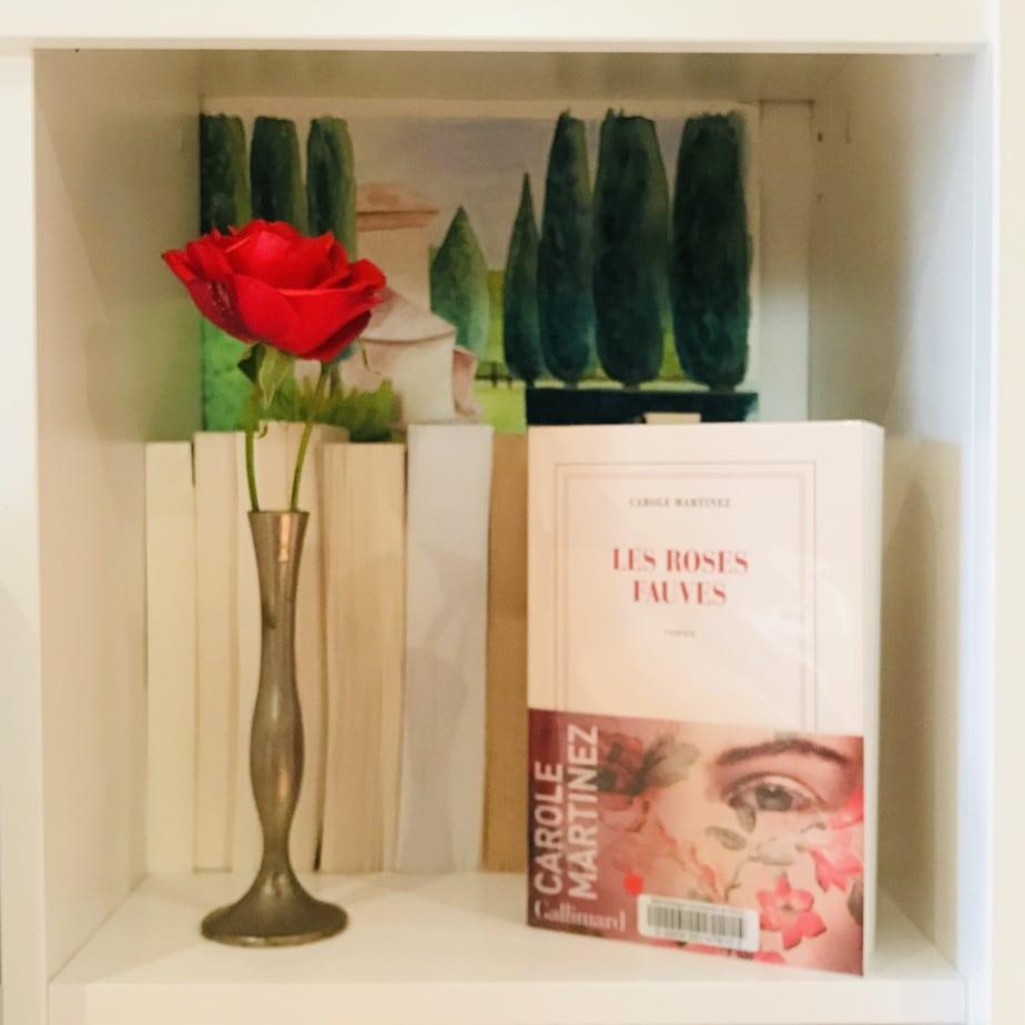 Carole Martinez Les roses fauves