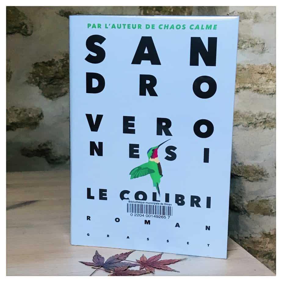 «Le colibri», Sandro Veronesi, 2021, Grasset