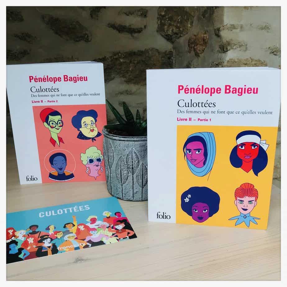 """""""Culottées"""", Pénélope Bagieu, 2017, Gallimard"""