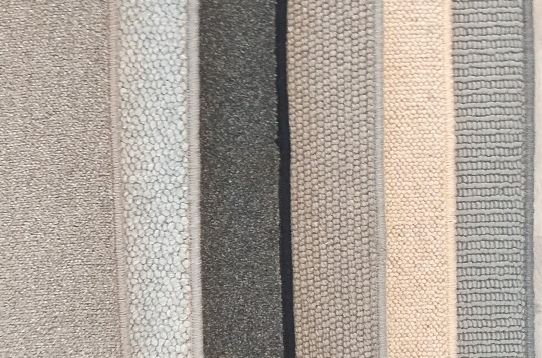 Carpetbinders overlocking sample