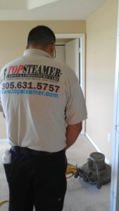 Miami Dry Carpet Cleaning