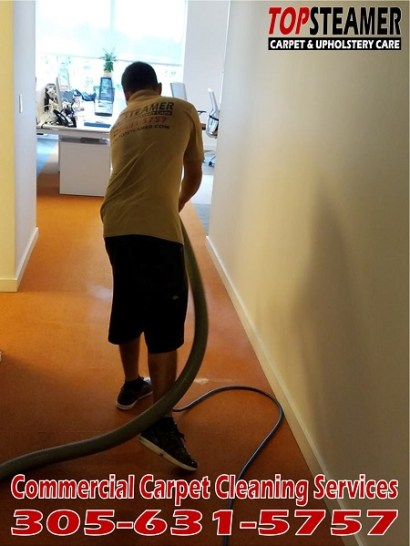 Commercial Carpet Cleaner in Doral