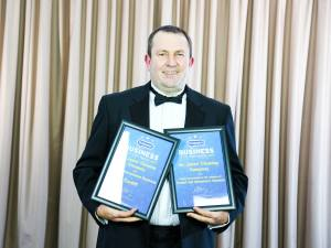Carpet Cleaning Newport Awards Winner