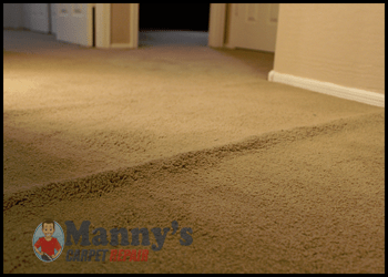 Carpet Repair Tampa Fl   Don t Replace It     Repair It   We are your     Carpet Stretching Before