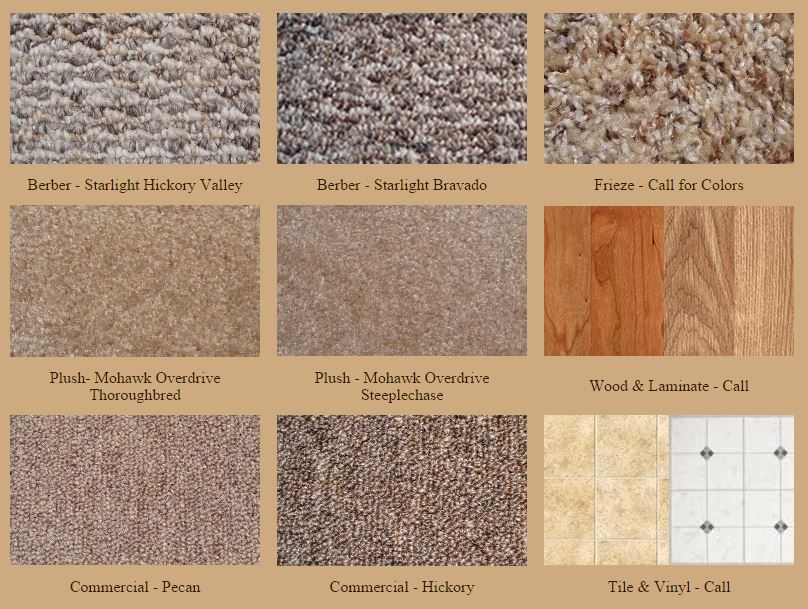 Home Different Types Carpets