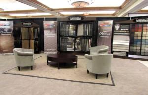 CarpetsPlus COLORTILE Destination displays