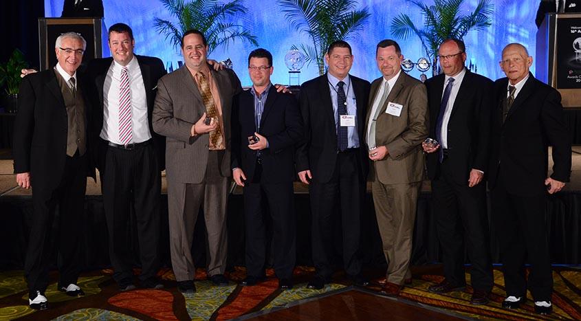 Carpetland USA Buying Committee 2014