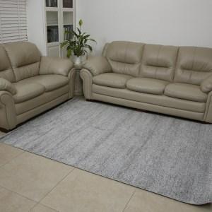 שטיח פריזה דגם אפור בהיר