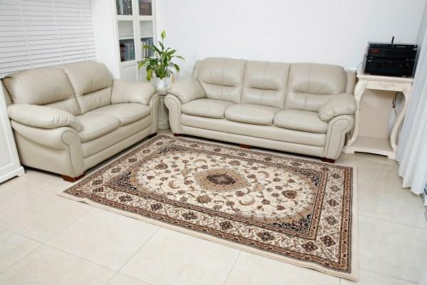 שטיח קלאסי דגם מדליון כרם
