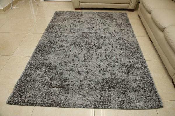 שטיח אפור 4534