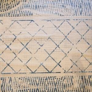 שטיח ברבר אפור לבן כחול 06