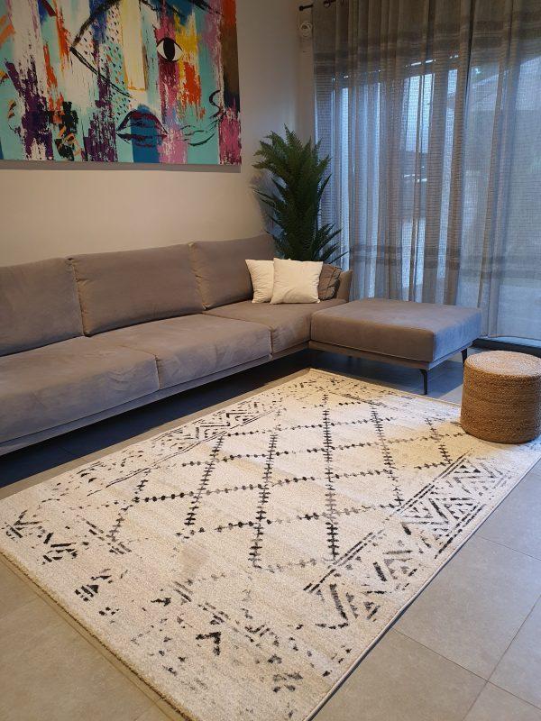 שטיח ברבר שחור לבן 04 (2)