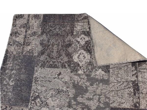 שטיח מעוצב צבע אפור (2)