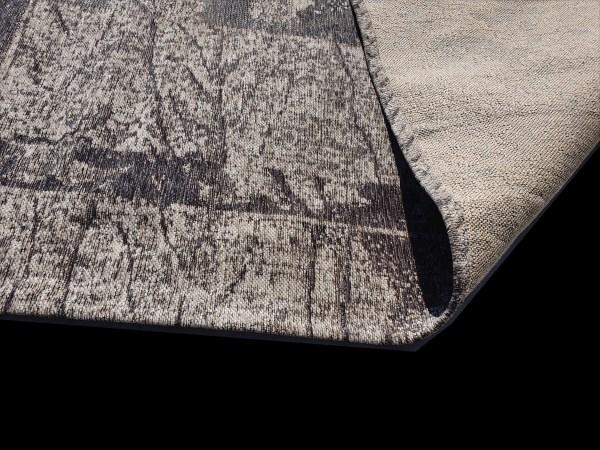 שטיח מעוצב צבע אפור