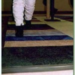 carpet wear testing - foor traffic