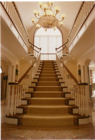 CMD Stair Railings For Any Staircase Carpette Multi Design Montreal