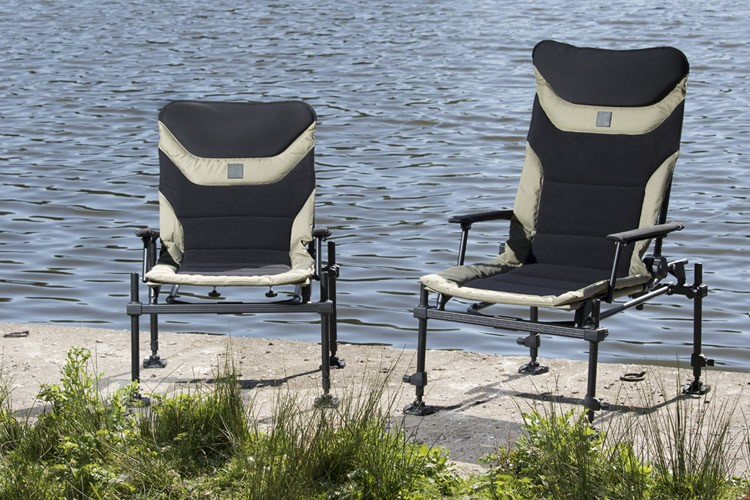 Korum X25 Deluxe Accessory Chair Review