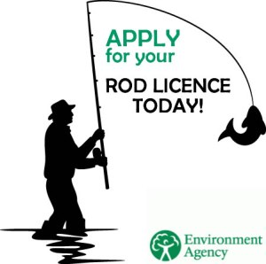 Apply for Carp Rod Licence UK