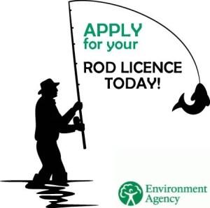Apply for Carp Rod Licence UK