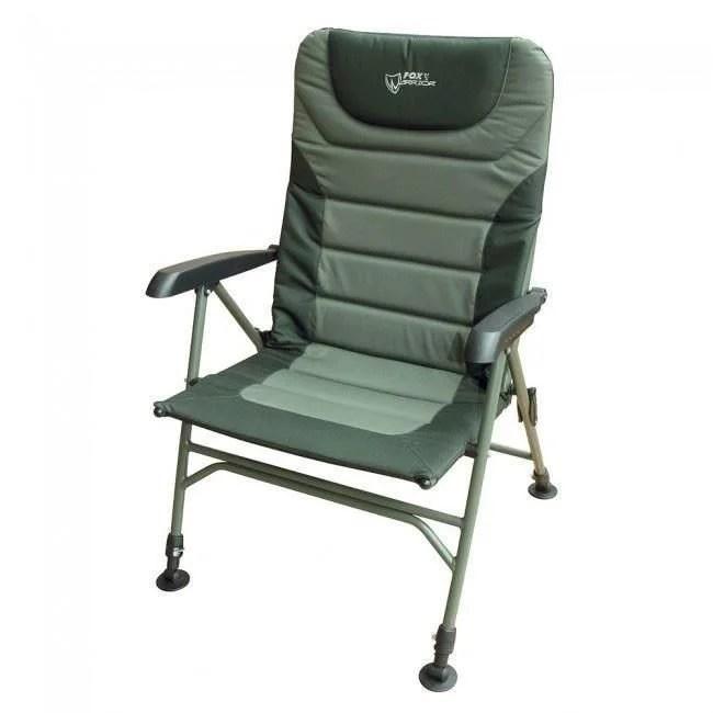 Fox Warrior XL Carp Chair Review