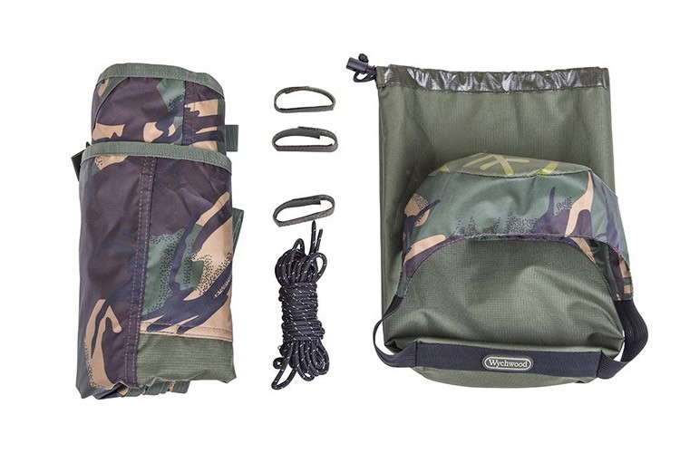 Wychwood Carp Tarp Review (For Mobile Anglers)