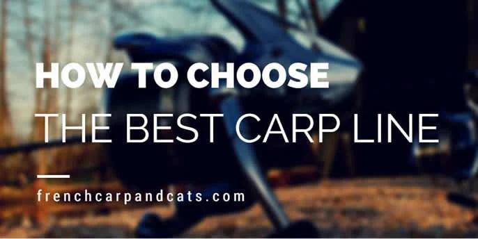 Choosing a Carp Fishing Line