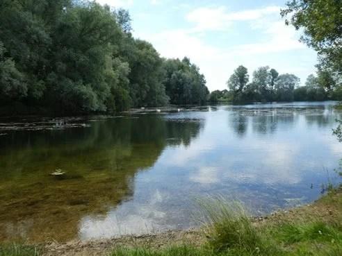 Horcott Lakes