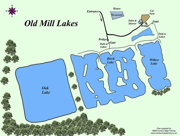 Old Mill Lakes