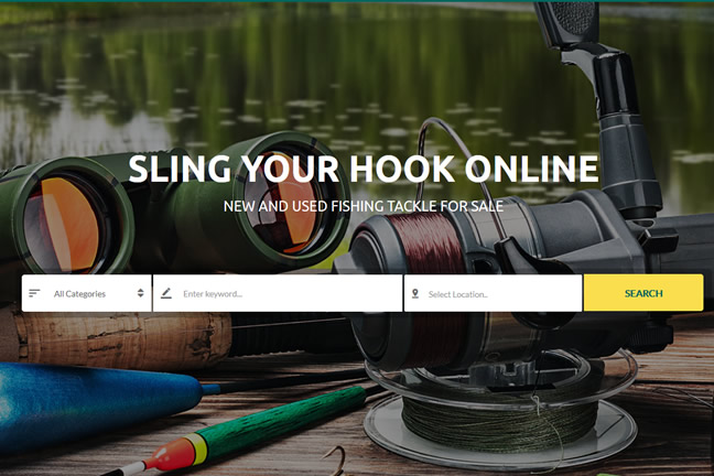 Sell (or Buy) Your Used Carp Tackle!