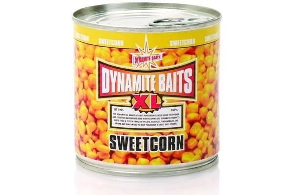 Best Corn for Carp