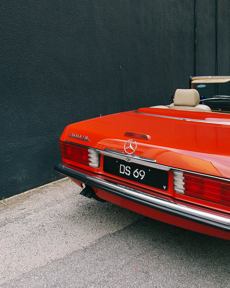 Visiting Malaysias Premier Classic Car Dealer Jags Classic